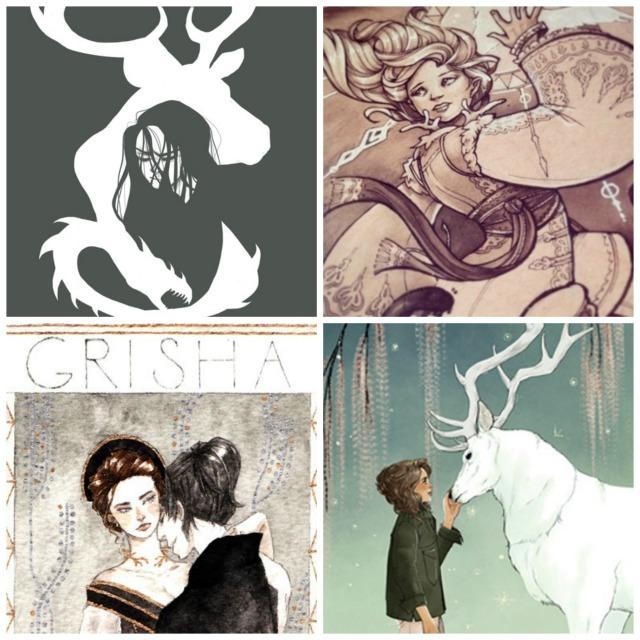 Grisha Collage
