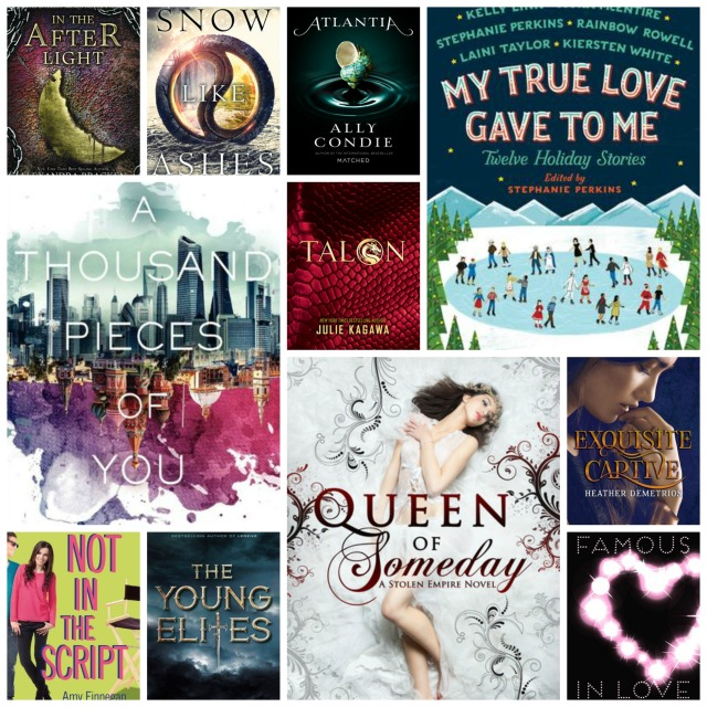 cover images source: goodreads